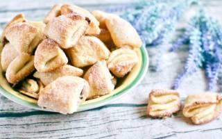 Тесто для печенья с творогом