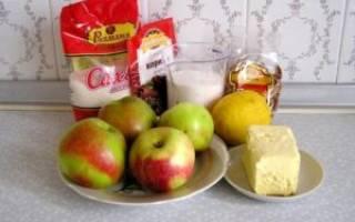 Пирог крамбл рецепт