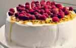 Торт три молока рецепт