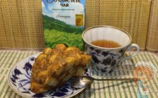 Десерт из кукурузных палочек и сгущенки