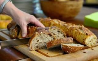 Хлеб диетический рецепт