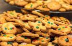 Рецепт печенья на маргарине и сметане